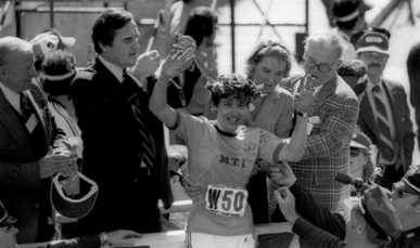 On This Day: Rosie Ruiz Fakes Boston Marathon Victory | On This Day | Scoop.it