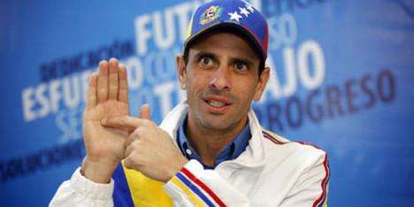 #Coherencia y #Consistencia… @hcapriles: salida a la crisis es por vía electoral @pppenaloza @ElTiempo | País...Venezuela | Scoop.it