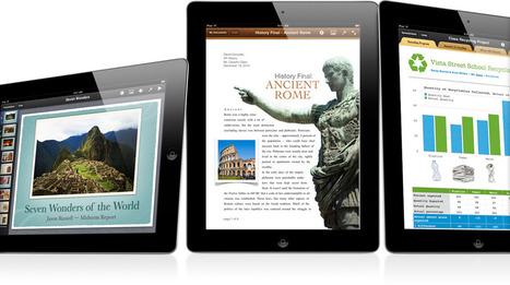Apple - Education - iPad makes the perfect learning companion | SchooL-i-Tecs 101 | Scoop.it