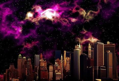 6 livros de ficção científica que ensinam (mesmo) sobre astronomia | Litteris | Scoop.it