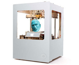 Why Apple Should Start Making a 3D Printer Right Now | BarFabLab | Scoop.it