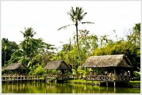 Binh Quoi Tourist Village - Attractions in Binh Thanh District   Attractions in Ho Chi Minh city   Scoop.it