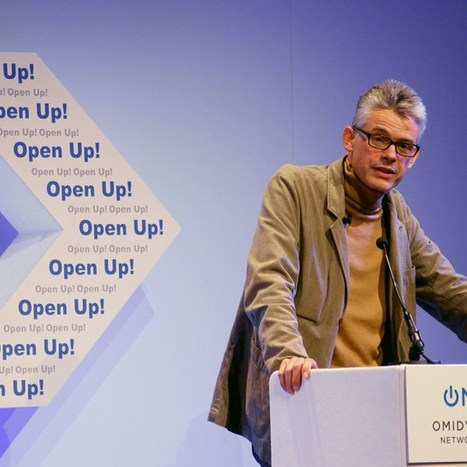 Chris Taggart: 'Data is the currency of democracy' (Wired UK)   Open Source Technology and Open Data   Scoop.it