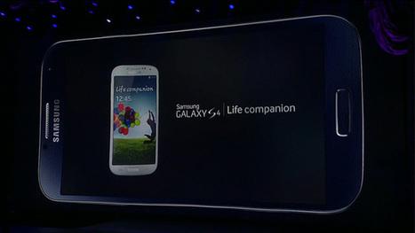 Samsung Galaxy S4, toda la información del nuevo Android de Samsung | Androidtecnologia | Scoop.it