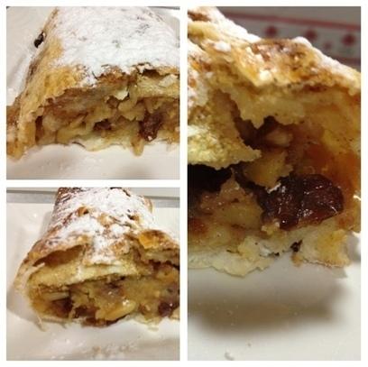 Apfelstrudel...una pinta que quita el sentido y por supuesto GLUTEN FREE! | Gluten free! | Scoop.it