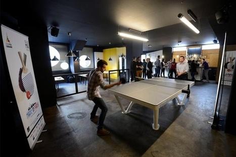 Le Ping-Pong bar - PARIS 11e | Parisian'East : à table ! Les Restau et les Bars de la communauté urbaine des amoureux de l'Est Parisien. | Scoop.it