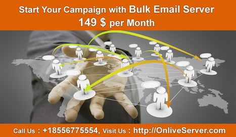Bulk Email Servers Provider in India | Onlive Infotech | Scoop.it