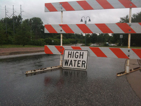 New system helps authorities monitor flash flood risk | ICT innovators | Scoop.it