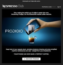 The Internet Of Things To Come: How Nespresso, Apple, Nest Grind Out Predictability | CustomerThink | Innovation & Technology | Scoop.it