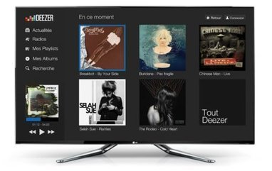Deezer's Digital Music To Hit LG, Samsung, And Toshiba Smart TVs | Music business | Scoop.it