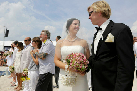 Engaged couples ask for charitable donations rather than gifts   Nonprofit Fundraising   Scoop.it
