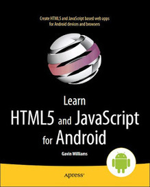 Learn HTML5 and javascript for Android ~ Eureka Pad | JavaScript Apis | Scoop.it
