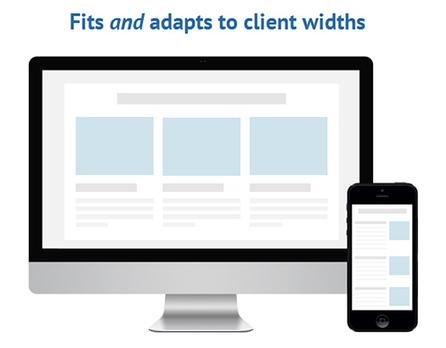 100+ Free HTML Email / Newsletter Templates | EGrappler | Web Development | Scoop.it