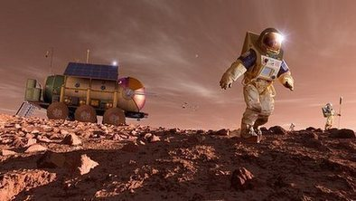 Nasa's Curiosity rover confirms, Mars mission astronauts would get a big dose of damaging radiation   Amazing Science   Scoop.it