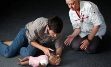 Baby first aid: parents to the rescue | First Aid Training | Scoop.it
