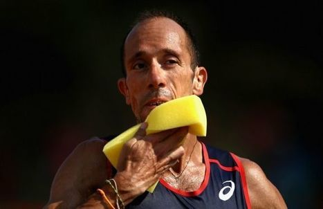 French Race Walker Appears to Sh*t Himself During Humiliating Olympic Moment | LibertyE Global Renaissance | Scoop.it