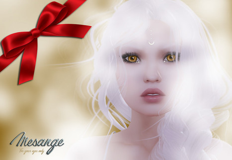 MESANGE - River Gold Eyes GIFT | 亗 Second Life Freebies Addiction & More 亗 | Scoop.it