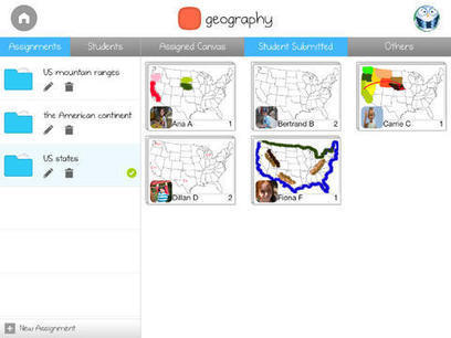 Drawp for School: Unleashing Students' Creativity | TECHNOLOGY IN THE CLASSROOM | Scoop.it