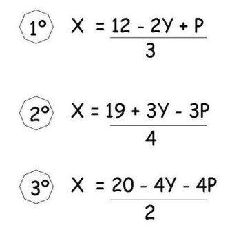 SISTEMAS DE TRES ECUACIONES   Matemáticas   Scoop.it