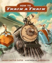 All Aboard! | Great Books about Trains | Je ne suis pas un livre de vampires * Not a book of vampires | Scoop.it