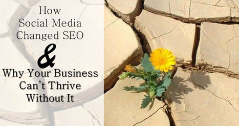 Social Media: Your Business Can't Thrive Without It   MarketingHits   Scoop.it