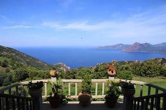 Hotel Les Roches Rouges - Piana - Corsica   Alles over Corsica   Scoop.it