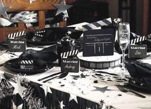 Idée de soirée à thème : Hollywood Cinéma ! | Idee-de-fete.com | Idée de Fête | Scoop.it