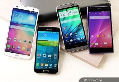 Sony Xperia Z2 vs Galaxy S5 vs HTC One M8 vs LG G Pro 2 : comparatif des captures vidéo en slow-motion | Téléphone Mobile actus, web 2.0, PC Mac, et geek news | Scoop.it