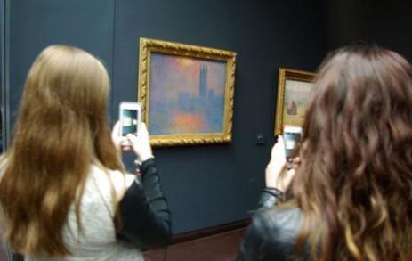 Paris : les photos de nouveau autorisées au musée d'Orsay - Le Parisien | TECHNIK MUZEO : les nouvelles technologies, outils, les pratiques exemplaires... | Scoop.it