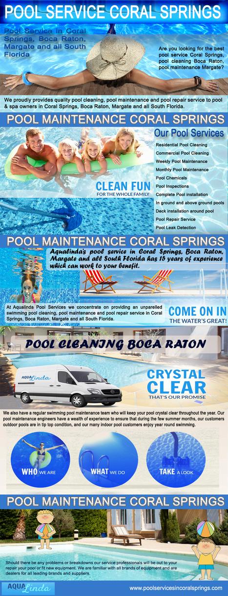 Pool Service Coral Springs | Pool Service Coral Springs | Scoop.it