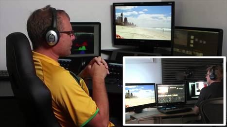 Remote Grading Session Demo between Austin and Brisbane | Tom Parish Inc | Colorist | Scoop.it