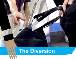 Be Aware: pickpocket tactics | British Transport Police