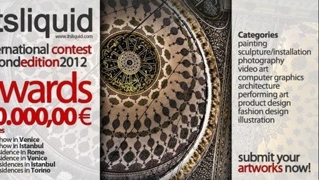 It's LIQUID International Contest | Second Edition 2012 - Conceptbook | autoproduttori | Scoop.it