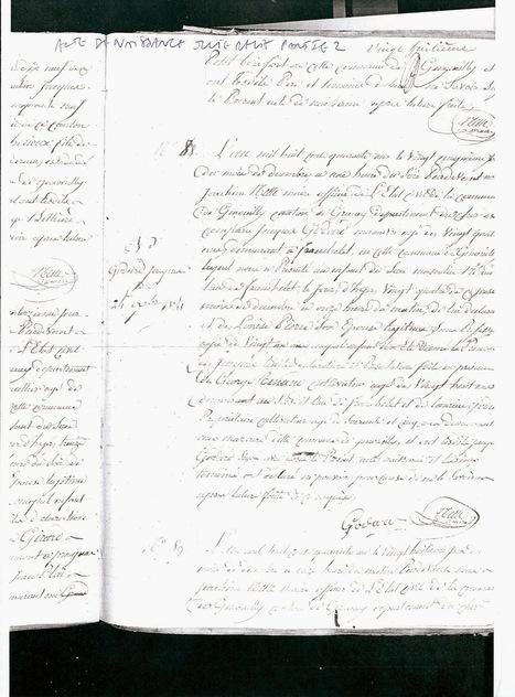 Rhit Genealogie - Le Blog : #Geneatheme - Julie Rhit, celle qui fait le lien | Rhit Genealogie | Scoop.it