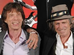 Rolling Stones music stars in Omega Olympic ads - USA TODAY | Making Movies | Scoop.it