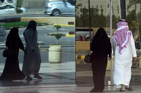 How Men in Saudi Arabia Flirt Without Getting Thrown in Jail   Girls of Riyadh   Scoop.it