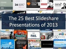 The 25 Best Slideshare Presentations Of 2013 | B2B Marketing Insider | Business English | Scoop.it