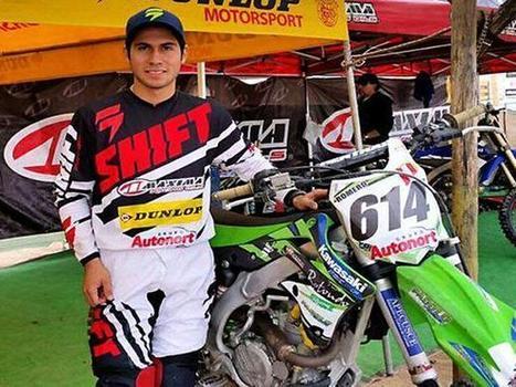 PERÚ - Justy Romero, nuevo Campeón Nacional de Motocross 2015 | Motos Peru | Scoop.it