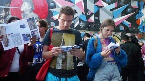 ¿Vuelve el papel? Los fanzines ganan lectores más jóvenes   Educación y Biblioteca con TIC´s   Scoop.it