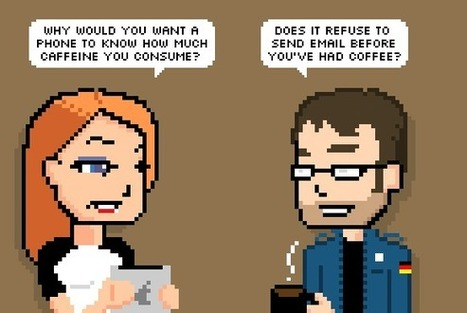 Comic: CaffeineKit | Digital-News on Scoop.it today | Scoop.it