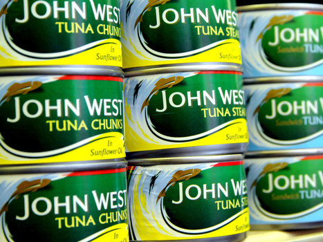 Tesco is removing some John West tuna from the shelves because of sustainability concerns | Aquaculture Directory | Scoop.it