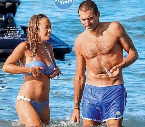 Photos : Enora Malagré toujours en bikini sexy ! | Radio Planète-Eléa | Scoop.it