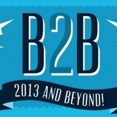 B2B Marketing Strategies for 2013 [INFOGRAPHIC] | Social Media Today | Content Marketing | Scoop.it