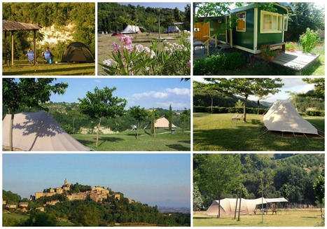 Best Le Marche Accommodations: Agricamp Picobello, Montelparo | Le Marche Properties and Accommodation | Scoop.it