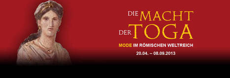 Roemer- und Pelizaeus-Museum | The Power of the Toga : fashion in the Roman Empire | design exhibitions | Scoop.it