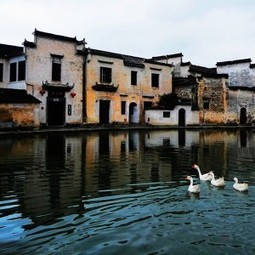 Ancient Villages in Southern Anhui – Hongcun Ancient Village, China | Travel | Scoop.it