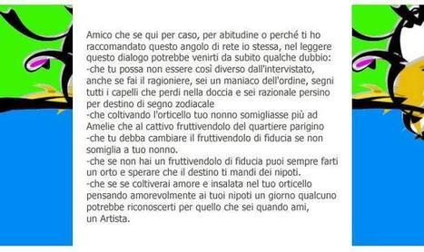 L'Ars Amandi e la rivoluzione. Intervista a Mario Pischedda, artista per amore e per rabbia | Socialart | Scoop.it