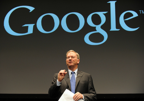 Google's Eric Schmidt urges China to adopt an open Internet to tackle future growth problems | buss4@HHS | Scoop.it