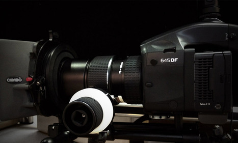 Medium format camera with video recording? | Photography Gear News | Scoop.it