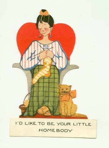 Sexism In Collecting Vintage Valentines | Herstory | Scoop.it